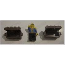 Lego * Set Con Una Figura Y 2 Cofres - Usado