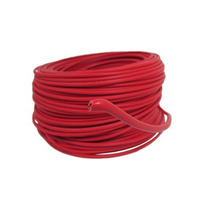 Cable Thw/90 #10 Rojo 100 Mts Argos.
