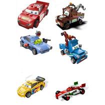 Figuras Para Armar Con Bloques De Plastico De Cars