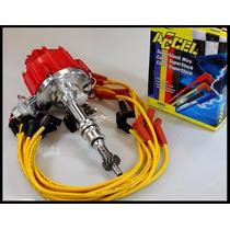 Distribuidor Hei Con Bobina Y Cables Accel Para Ford 289 302
