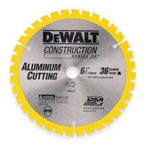 Cuchilla Sierra Circular Cortar Metales Dw9152 Dewalt