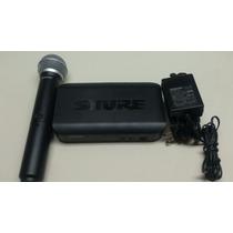 Micrófono Inalámbrico Shure Blx2/ Pg58