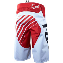 Nrc Fox Short Demo Dh Savant 32 Rojo