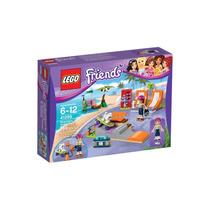 Lego Friends Parque De Patinaje De Heartlake