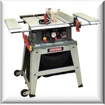 Sierra De Mesa Con Laser Trac De 10 Craftsman