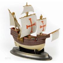 Zvezda Barco Sta. Maria Carabela 1/350 Armar Pintar / Revell