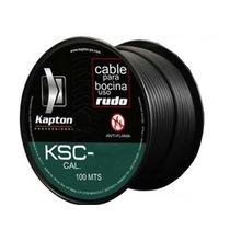 Cable Uso Rudo Para Bocina / Audio Calibre 12 (2x12)