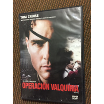 Operación Valquiria Dvd Tom Cruise - Bryan Singer Region 1y4