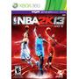 Nba 2k13 Xbox 360 Usado Blakhelmet C
