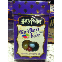 Dulces Harry Potter Bertie Botts Envío Inmediato 34 Gramos