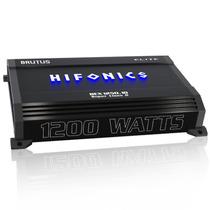 Amplificador Hifonics Brutus Bex1250.1d Clase D 1 Ch 1200rms