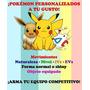Pokémon Competitivos Personalizados - Xy Oras Sol Luna 3ds