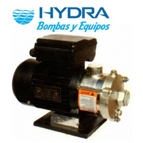 Bomba Horizontal Multietapa En Acero Inoxidable 1 Hp