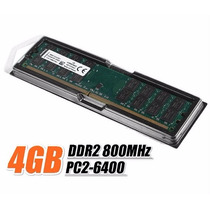 Samsung Memoria 4 Gb Ddr2 800 Mhz Para Amd Pc2-6400 Dimm Ram