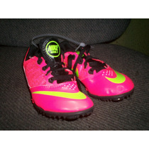Spikes Atletismo Velocidad Nike Rival S, Talla 20.5 Mex
