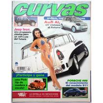 Revista Curvas # 78 Autos Motos Y Chicas Con Poster