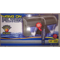 Filtro Cascada Doble 1000 Litros Con Skimmer De Superficie