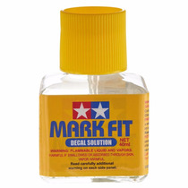 Tamiya 87102 Mark Fit Decal Solution 40ml