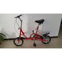 Bicicletas Pegables Bimex Retro Excelentes