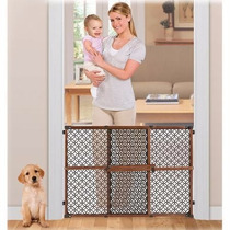 Puerta Reja De Seguridad Para Bebe Summer Infant