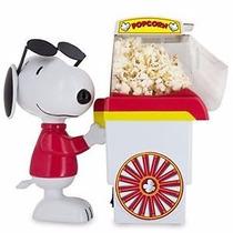 Maquina Para Hacer Palomitas Palomera Snoopy
