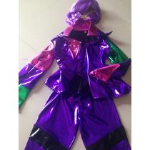Padrisimo Disfraz De Mal De Descendientes Incluye Peluca