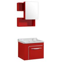 Odbo Ml-1001 Mueble Para Baño Con Llave Y Espejo