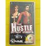 Psp Juego Umd The Hustle Original Caja Y Manuales