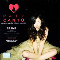 Paty Cantu / Corazon Bipolar / Cd + Dvd