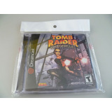 Dreamcast Tomb Raider 5 Chronicles Checalo!
