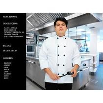 Filipina Para Chef Modelo Clasico Uniformes