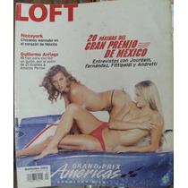 Revista Loft, Gran Premio México 2003, Formula 1, Autos