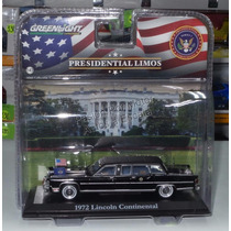 1:43 Lincoln Continental 1973 Limosina Greenlight