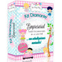 Kit Imprimible Diamante Empresarial Invitación 100 Kits 2016