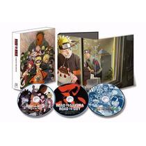 Naruto Road To Ninja Bluray Limited Edition Japonesa