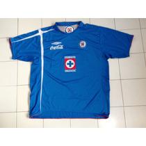 Jersey Cruz Azul, Umbro Talla Xl, Borgetti, Modelo Lucero