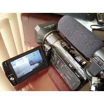 Camara De Video Canon Profesional Full Hd 64gb Equipadisima