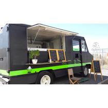 Foodtruck Chevrolet Vanette