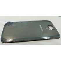 Tapa Trasera Galaxy S4 Color Gris Metalico