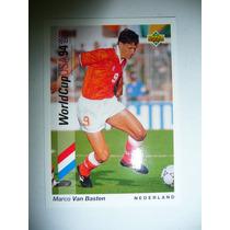 Upper Deck 93 World Cup 1994 Futbol Marco Van Basten 36