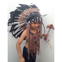 Penachos Y Pectorales Apaches