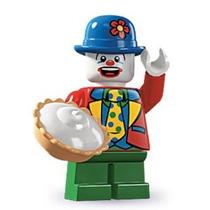 Serie De Lego 5 Pequeño Payaso Mini Figura