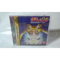 Sailor Moon Super S Bishoujo Senshi Sega Saturno Anime Manga