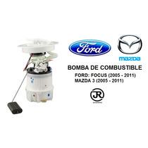 Bomba Gasolina Ford Focus, Mazda 3