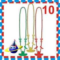 10 Collar Fiesta Mexicana Vaquera Bod Xv Dj Batucada Rodeo
