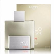 Perfume Solo De Loewe Sport For Men By Loewe 125ml