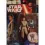 Rey Starkiller Base Star Wars Force Awakens