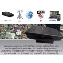 Rastreador Secreto Gps Satelital Celular Meses Sin Intereses