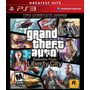 Juego Ps3 Grand Theft Auto Episodes From Liberty City