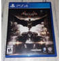 Cambio Vendo Batman Arkham Knight Play Station 4